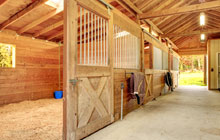 Charlton stable construction leads